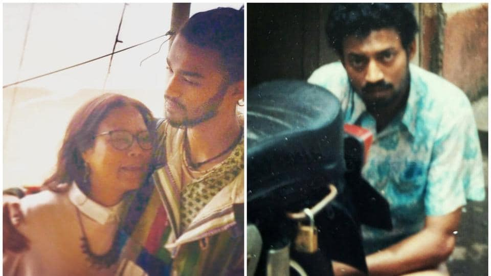 Sutapa Sikdar shared throwback pictures of Irrfan Khan and son Babil.