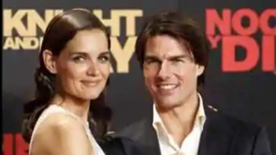 Tom Cruise and Katie Holmes were married from 2006 to 2012.