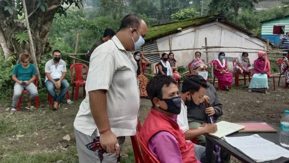 Tireless awareness campaign and a film help contain Covid-19 in Darjeeling hills