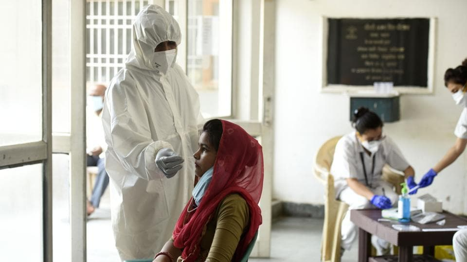 The results of the sero-survey that had been conducted by the research body in May, which focused on infections of mid-April is still under process.