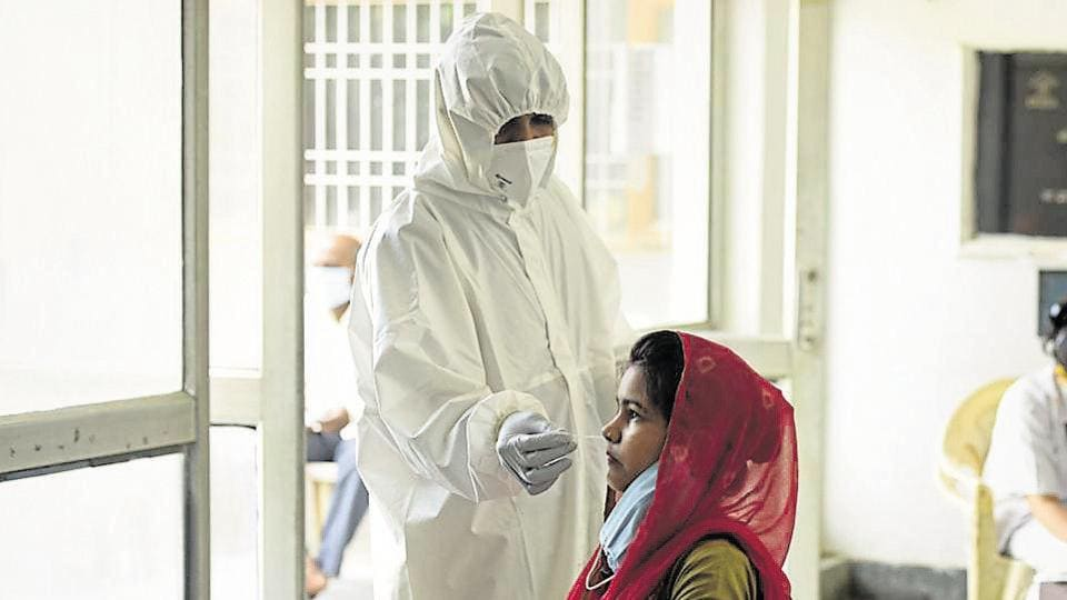 Chennai, despite being tagged a coronavirus hotspot, has started seeing a downward trend in the number of fresh cases with 1,205 new patients reported on Friday.