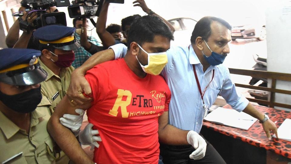 Sarith Kumar, an accused in the case who had previously worked as a public relations officer (PRO) in UAE Consulate-General's office in Thiruvananthapuram, was arrested on July 6 and remanded to 14 days.