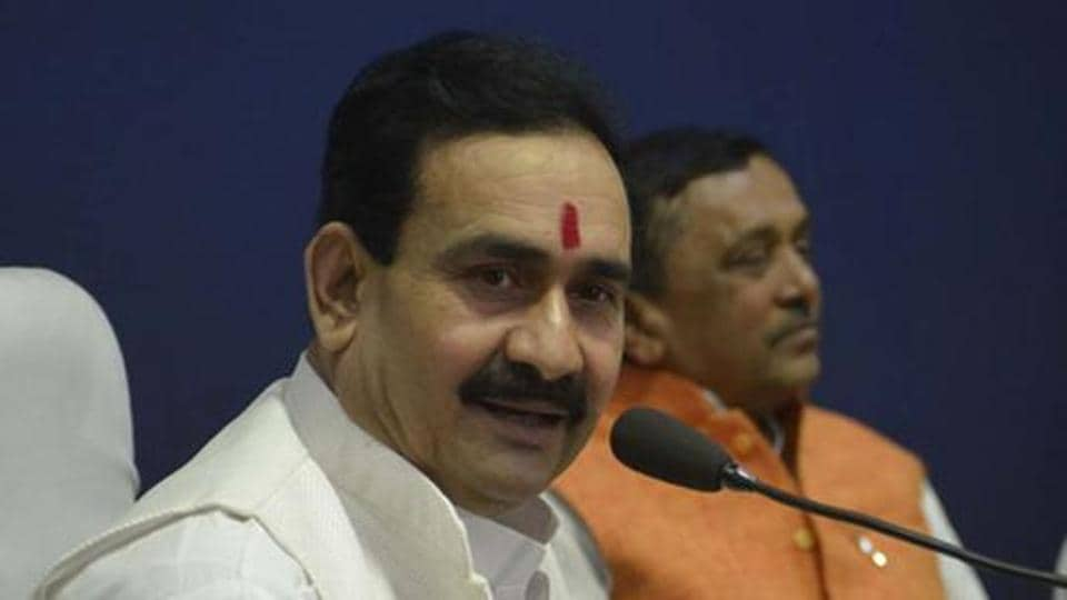 Madhya Pradesh home minister Narottam Mishra brushed aside the opposition's allegations that Dubey's death has snuffed out the trail of political patronage.
