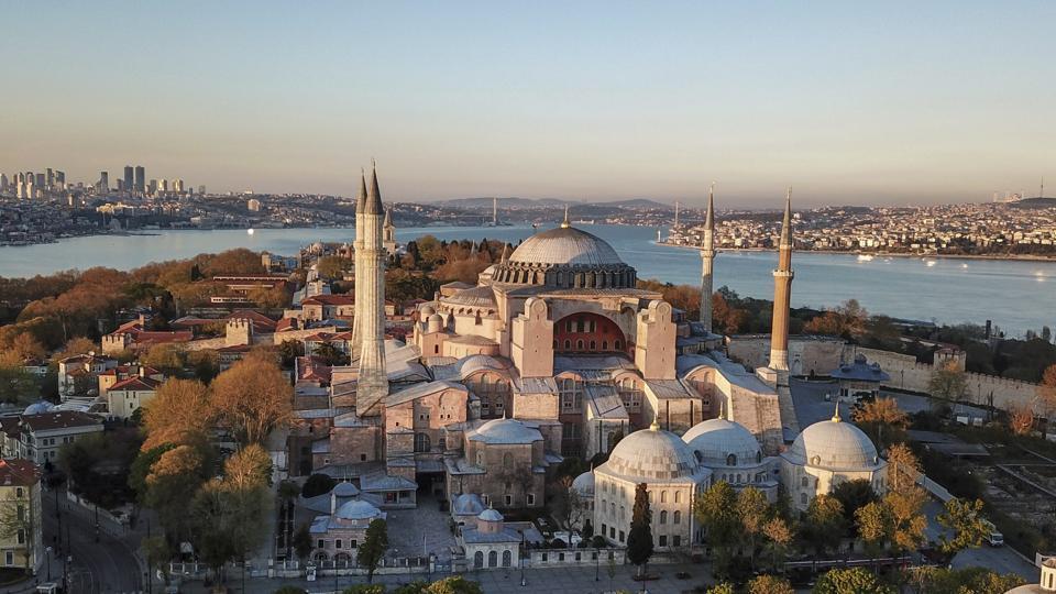 Turkey's Prez Erdogan says Hagia Sophia becomes mosque after court ruling
