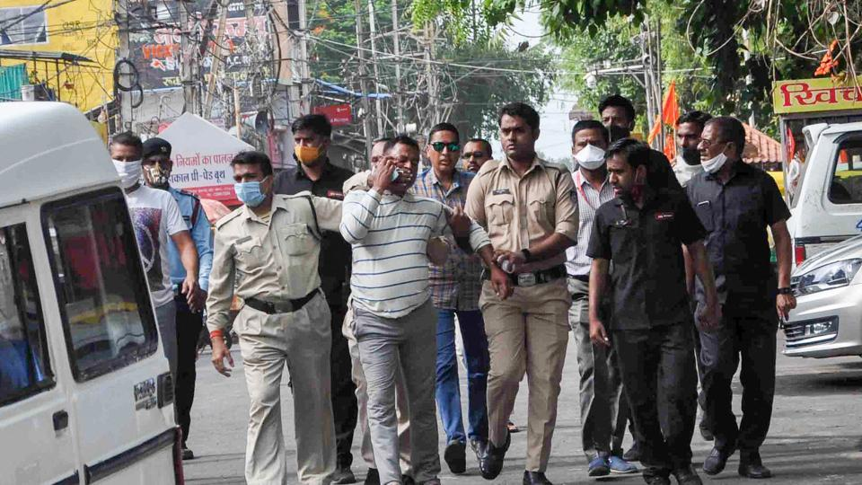 Vikas Dubey who was implicated in 62 criminal cases, including five cases of murder and eight cases of attempted murder, could not have thrived for 30 years, without the patronage of the rich and powerful