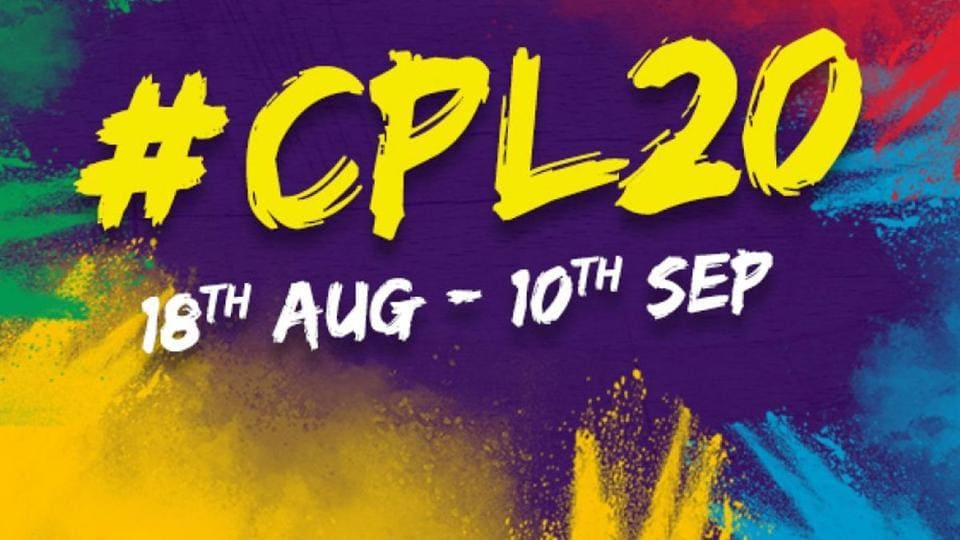 The 2020 CPL will start from August 18.