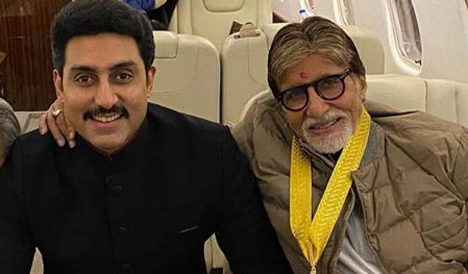 Abhishek Bachchan has also tested positive for Covid-19.