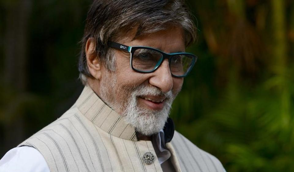 Amitabh Bachchan shared on Twitter that he has tested positive for Covid-19.