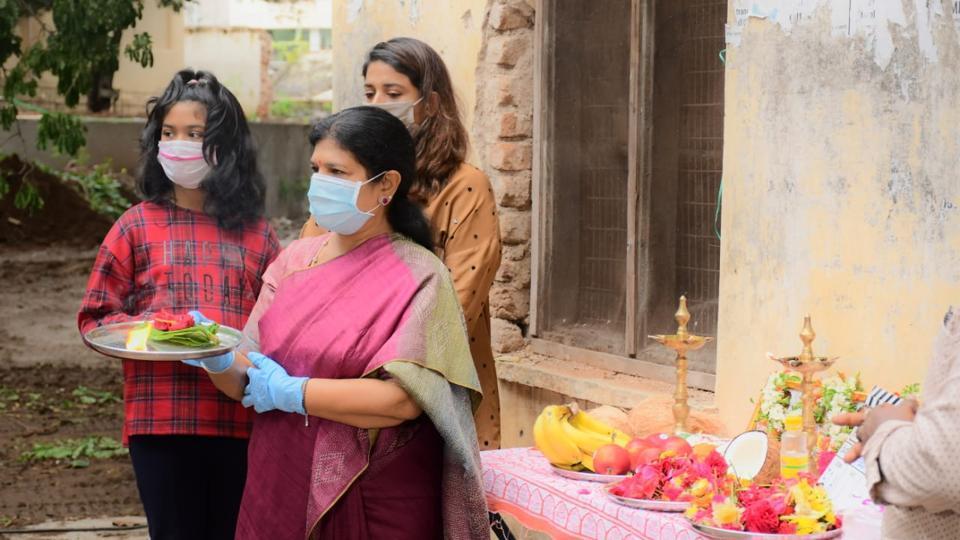 Sushmita Konidela's Telugu web series production will be based on real-life incidents.