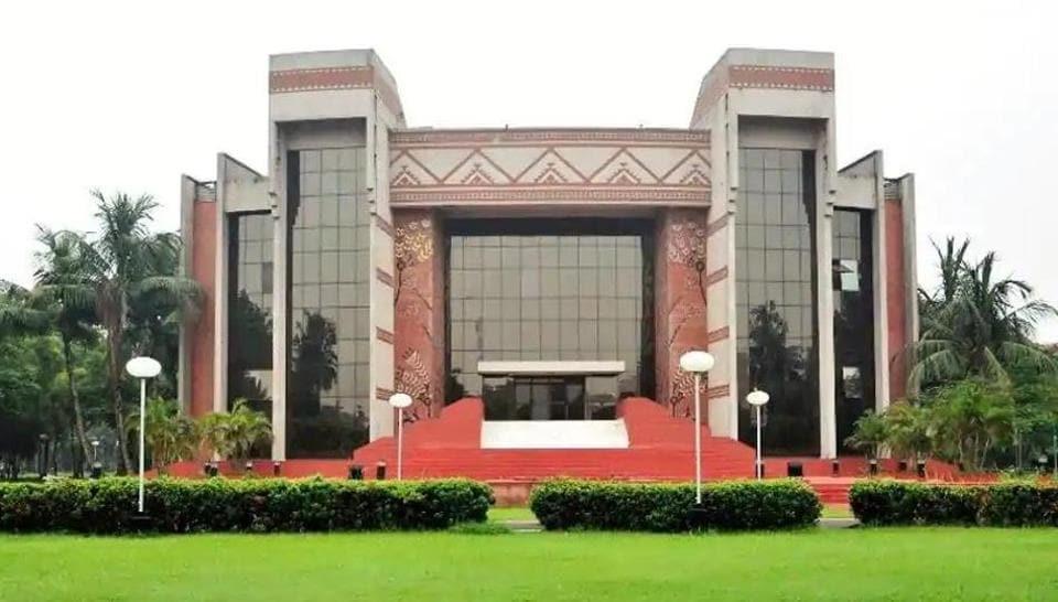 IIM Calcutta. (HTFile)