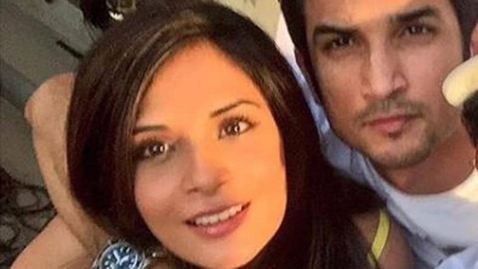 Richa Chaddha had shared this picture on Sushant Singh Rajput's death.