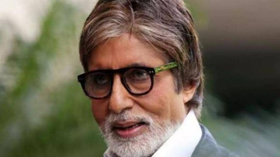 Amitabh Bachchan has been admitted to a hospital in Mumbai.
