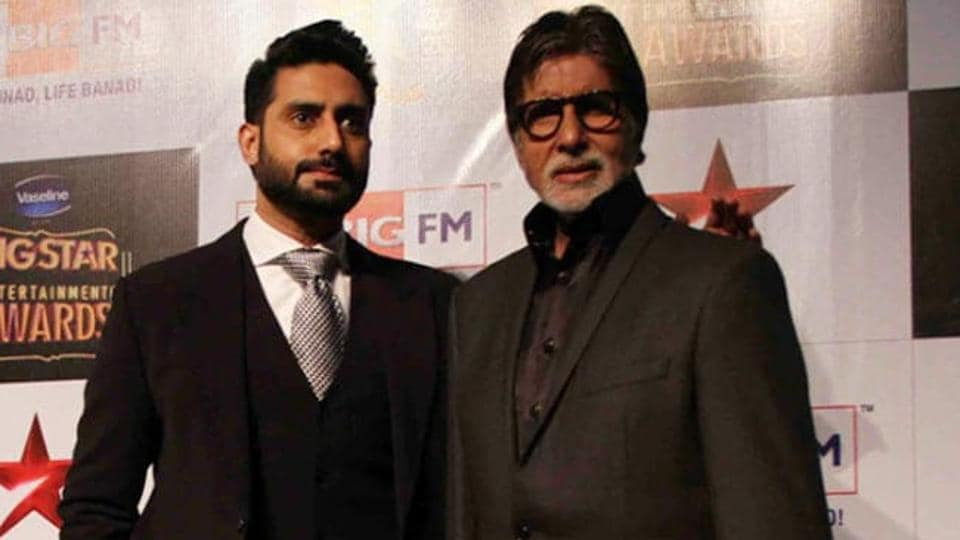 Amitabh Bachchan and son Abhishek Bachchan have been admitted to hospital after testing positive for Covid-19.