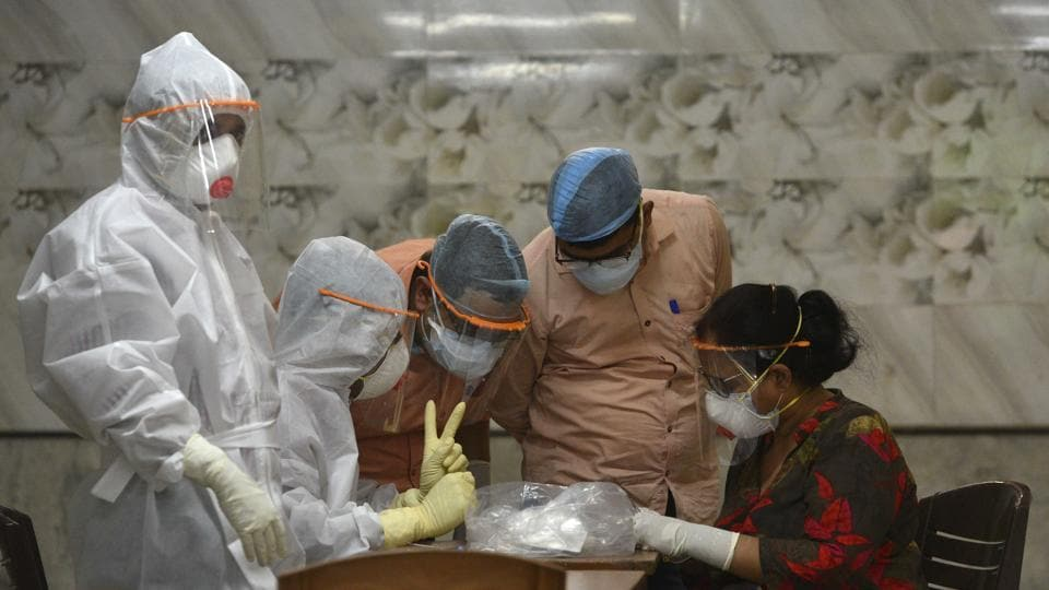 CPI(M) conducted rapid antibody test for Covid-19 on around 70 of its West Bengal state committee members