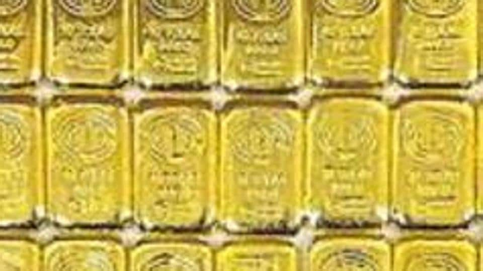 30 kg gold was seized recently by the Customs at a Kerala airport.