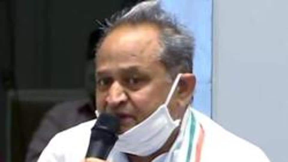 Rajasthan CM Ashok Gehlot alleged that Leader of Opposition Gulab Chand Kataria, Deputy Leader of Opposition Rajendra Rathore and BJP state president Satish Poonia were executing the agenda of their party's central leadership