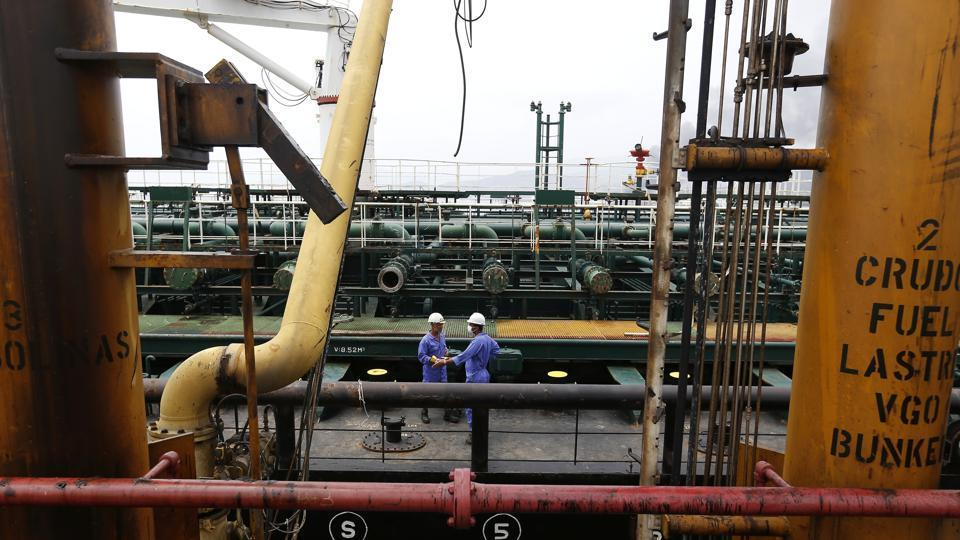 The Islamic Republic's crude production has halved to around 2 million bpd.
