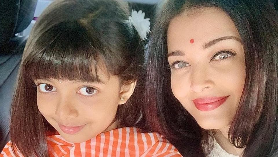 Aishwarya Rai and her eight-year-old daughter Aaradhya Bachchan have tested positive for Covid-19 test.