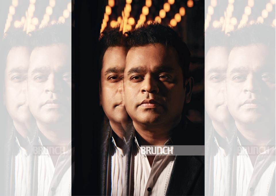 A R Rahman says Covid-19 is reinventing how we make music. Location courtesy: House of Nomad at Taj Lands End, Mumbai