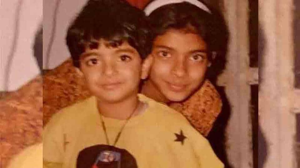 Priyanka Chopra has shared an unseen childhood picture on Instagram.