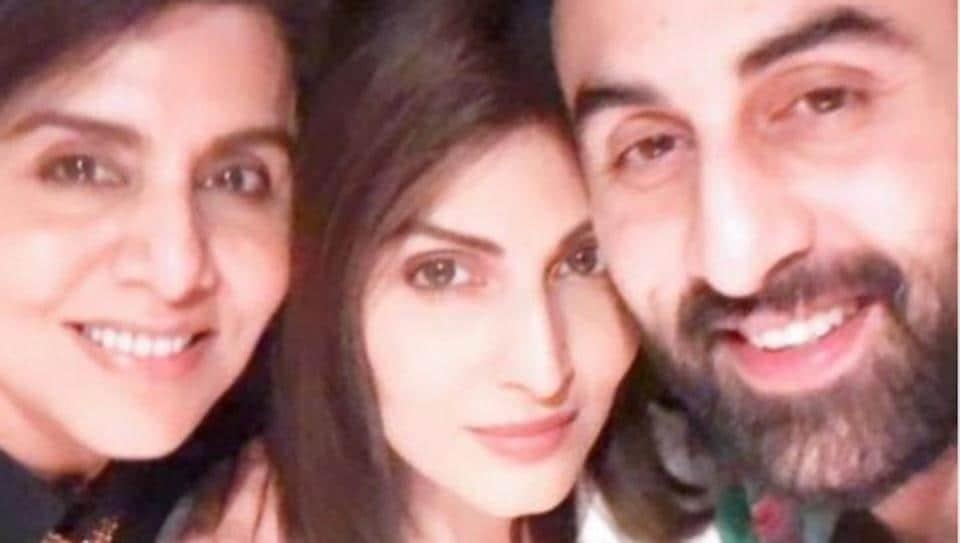 Ranbir Kapoor and Neetu Singh are fit, says his sister Riddhima Kapoor Sahni.