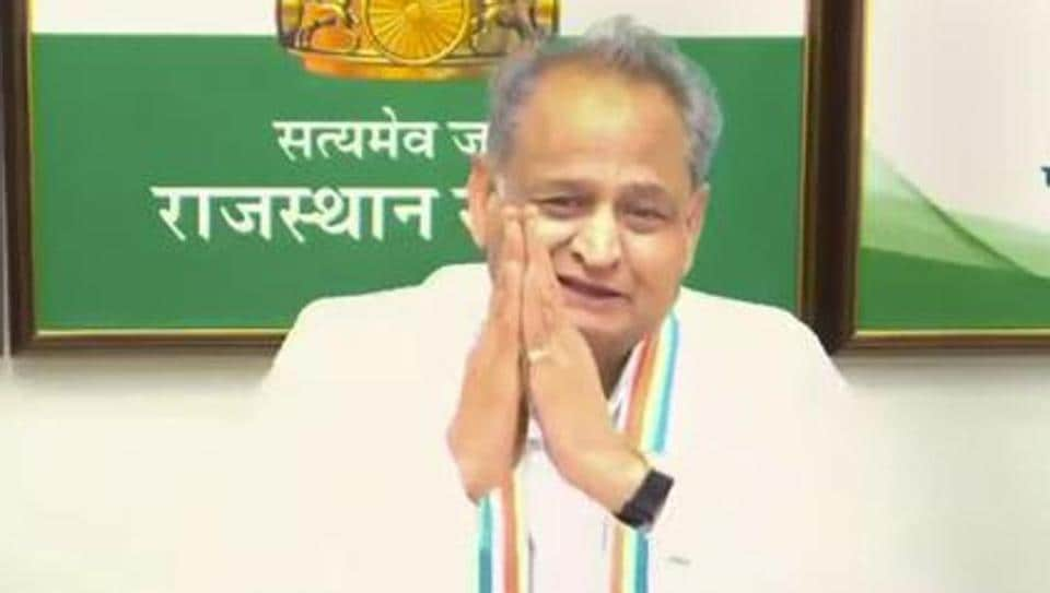 Rajasthan chief minister Ashok Gehlot has convened a meeting of MLAs to hold discussions on Sunday evening.