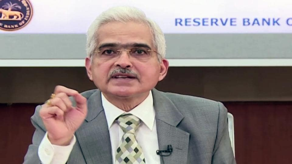 The RBI governor ended his speech on a cautiously optimistic note, saying the financial system was functioning well and the economy had started showing signs of getting back to normalcy after the easing of lockdown restrictions.