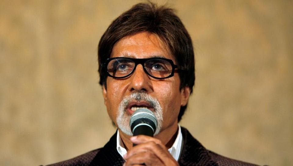 Amitabh Bachchan was diagnosed with novel coronavirus on Saturday.