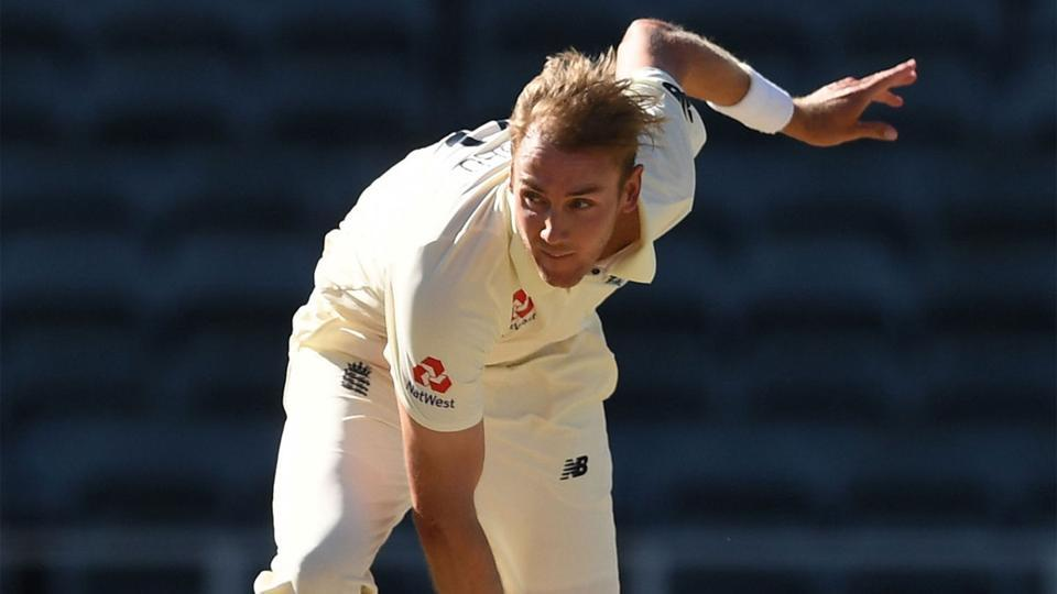 It's not sure yet whether Stuart Broad will play the second Test.