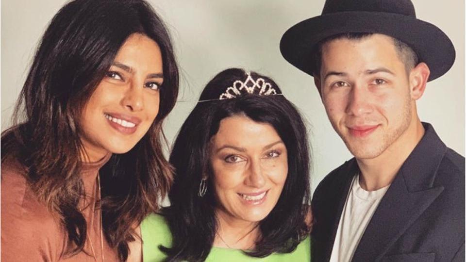 Priyanka Chopra has shared a birthday post for her mother-in-law Denise Jonas.