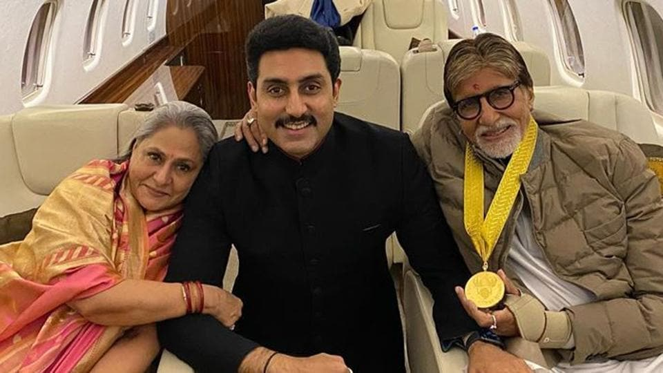 Amitabh Bachchan, Abhishek Bachchan are admitted at the Nanavati hospital.