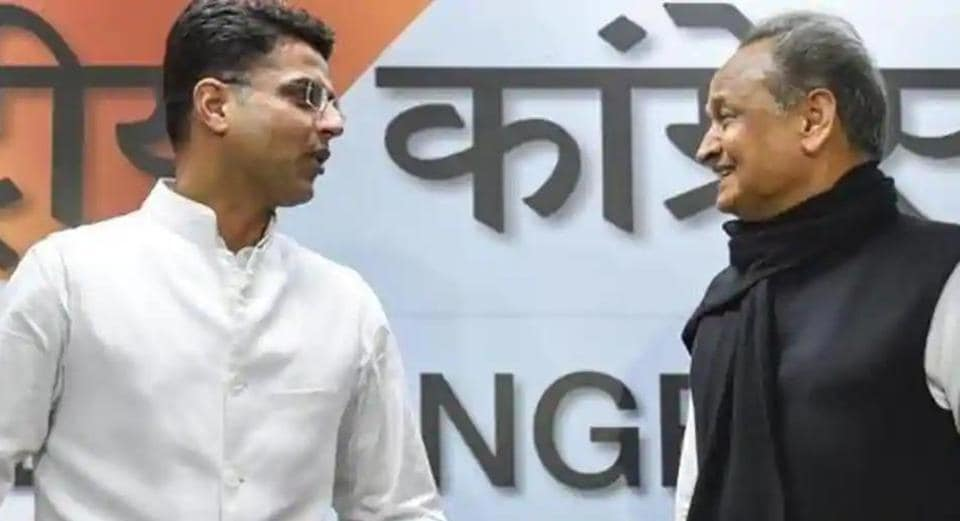 On Sunday evening, Sachin Pilot had announced that he would not attend the party legislature meeting called by CM Ashok Gehlot the following day and claimed that the Congress-led government had been reduced to a minority