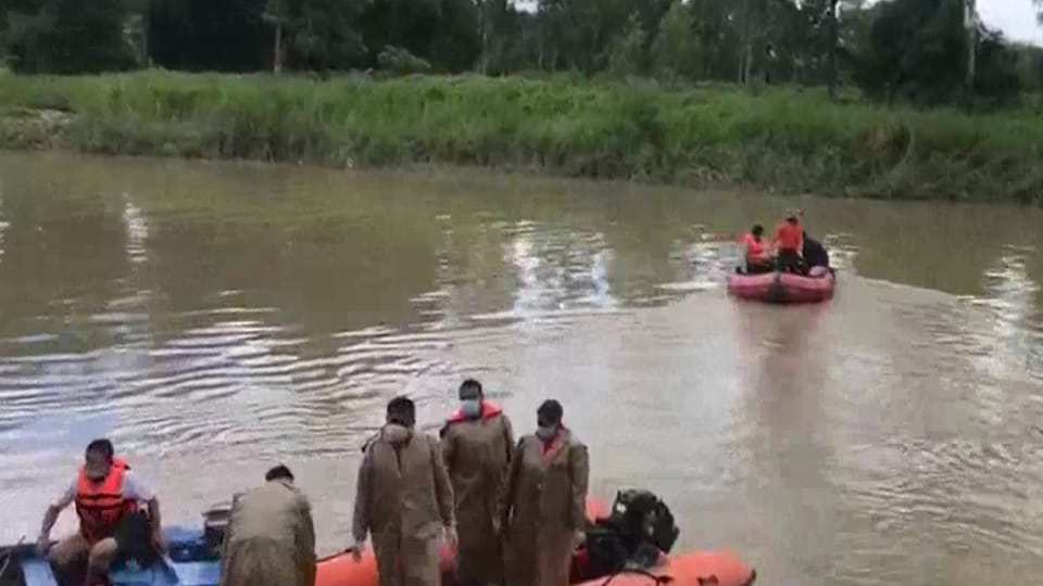 A total of 11 search and rescue teams of NDRF are pre-positioned deployed in Assam, an NDRF statement said.
