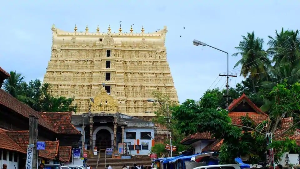 Devotees came out in large numbers and distributed sweets before the sixth century temple, situated in the heart of the state capital Thiruvananthapuram.