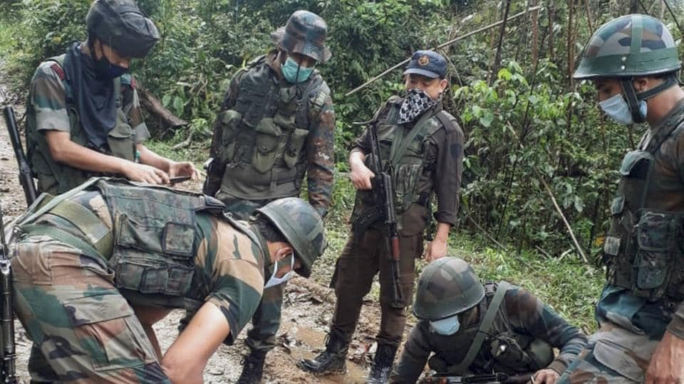 According to Arunachal Pradesh police, intelligence input was received and verified by several agencies that the NSCN-IM cadres camping in the Nginu area had plans to abduct some prominent persons in Longding district.