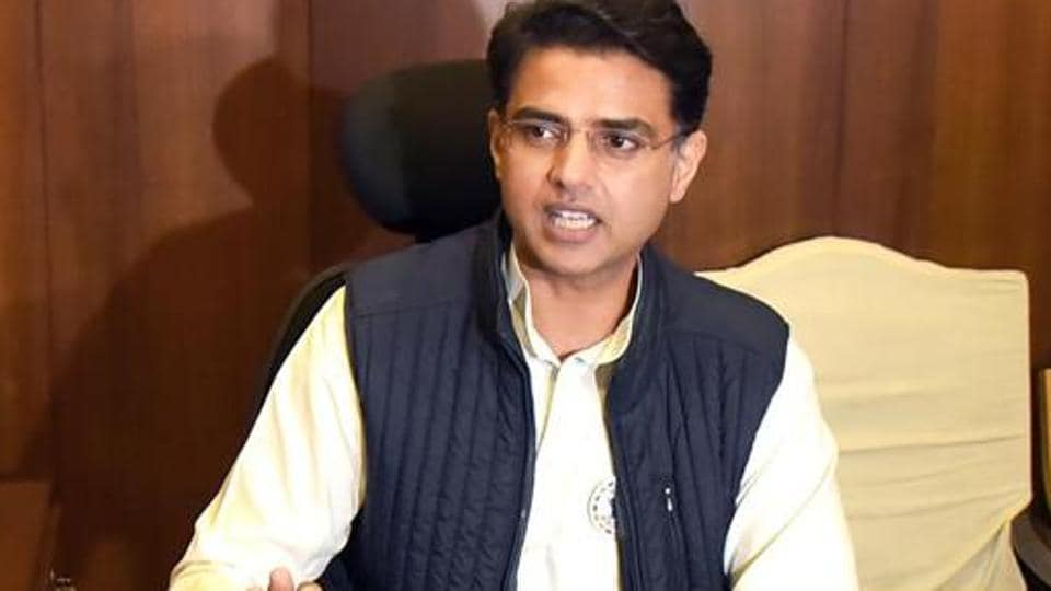 Sachin Pilot becomes the longest serving president of Rajasthan Congress