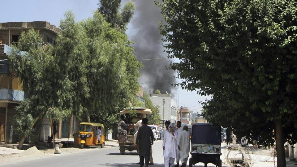 Zabihullah Mujahid, a Taliban spokesman, said the Taliban — who are active in the province and have recently stepped up attacks there — were behind the bombing.
