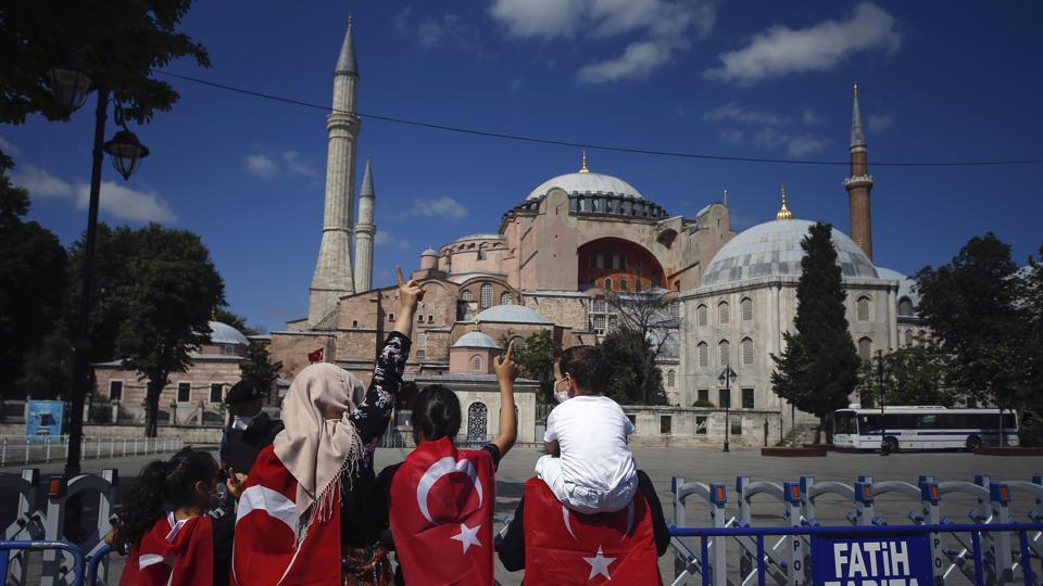 Mr Erdogan is now trying to push, under the garb of restoring past historic glory, majoritarian political measures