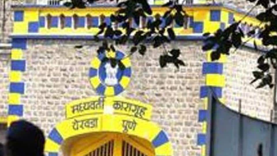 The Yerawada central jail in Pune has reported 3 Covid cases at its  temporary facility.