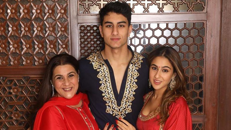 Sara Ali Khan's family has tested negative for coronavirus.