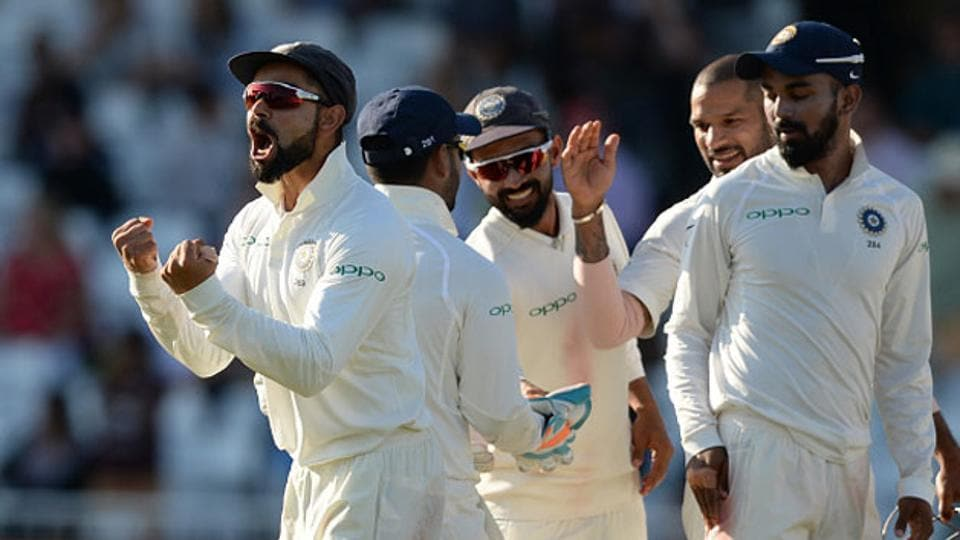 Virat Kohli led India to their first Test series win in Australia in 71 years.