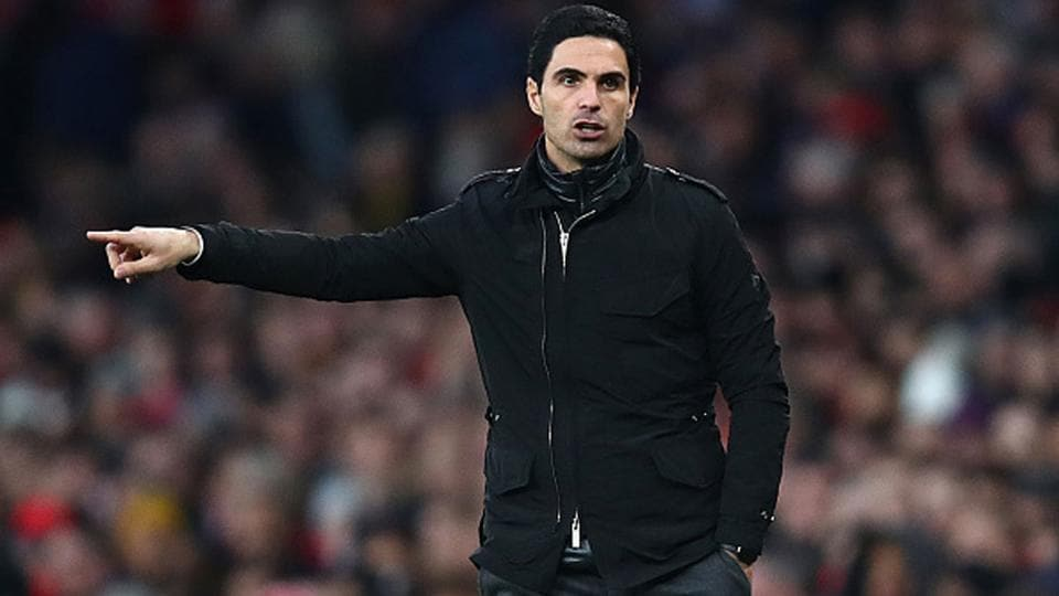 Mikel Arteta said City deserved to be in the Champions League.