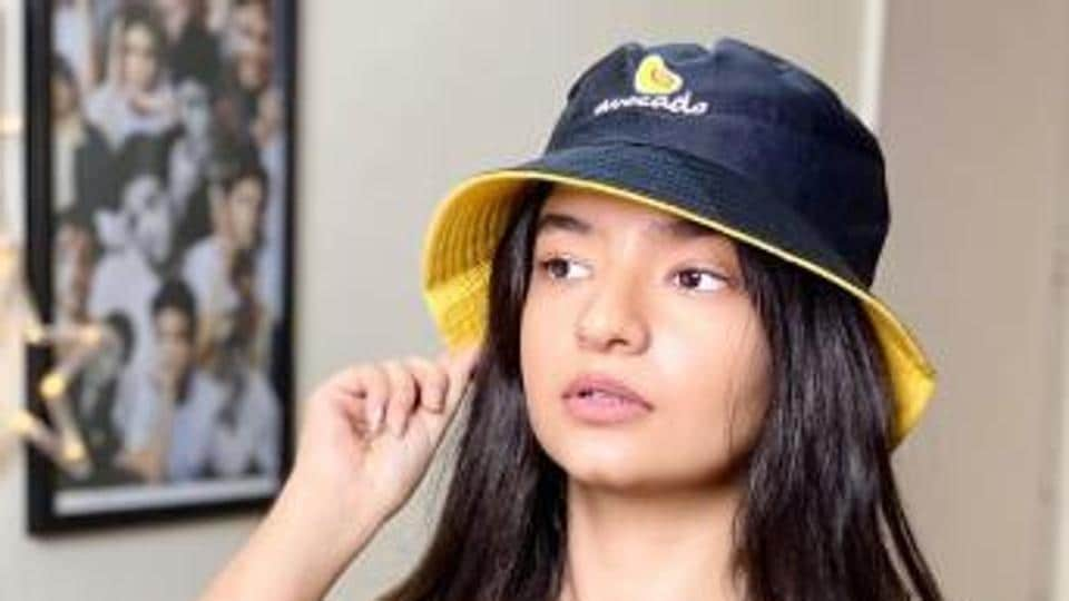T actor Anushka Sen shares her score as CBSE declared results for Class 12th exams.