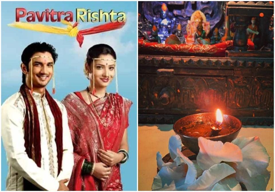 Ankita Lokhande and Sushant Singh Rajput starred in Pavitra Rishta.