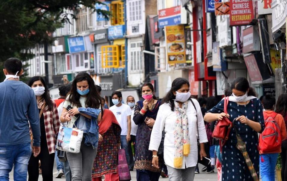 With Covid-19 cases seeing a spike in Himachal Pradesh, people returning from Surat (Gujarat); Palghar, Raigad and Nashik (all in Maharashtra); Aurangabad (Bihar); Thiruvallur (Tamil Nadu); Ranga Reddy (Telengana); Madurai (Tamil Nadu); Faridabad (Haryana); and Bengaluru (Urban) will have to undergo institutional quarantine.