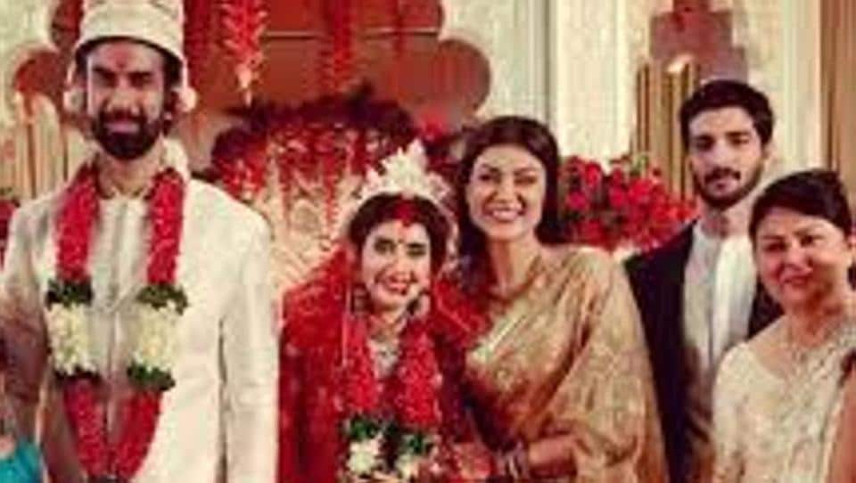 Rajeev Sen and Charu Asopa married a little over a year ago.