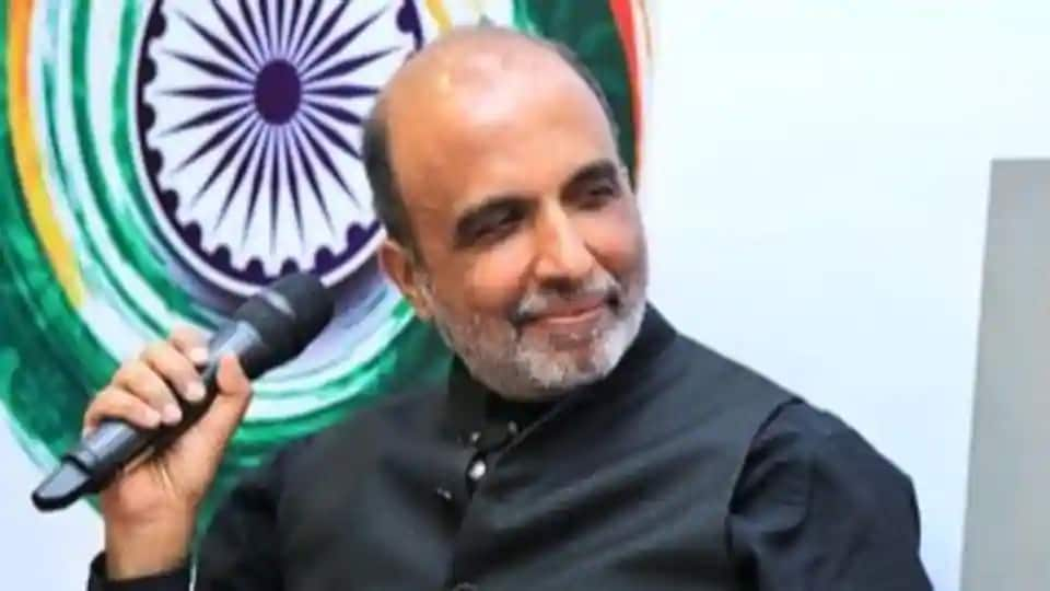 File photo of Sanjay Jha who was suspended from Congress on July 14, 2020.