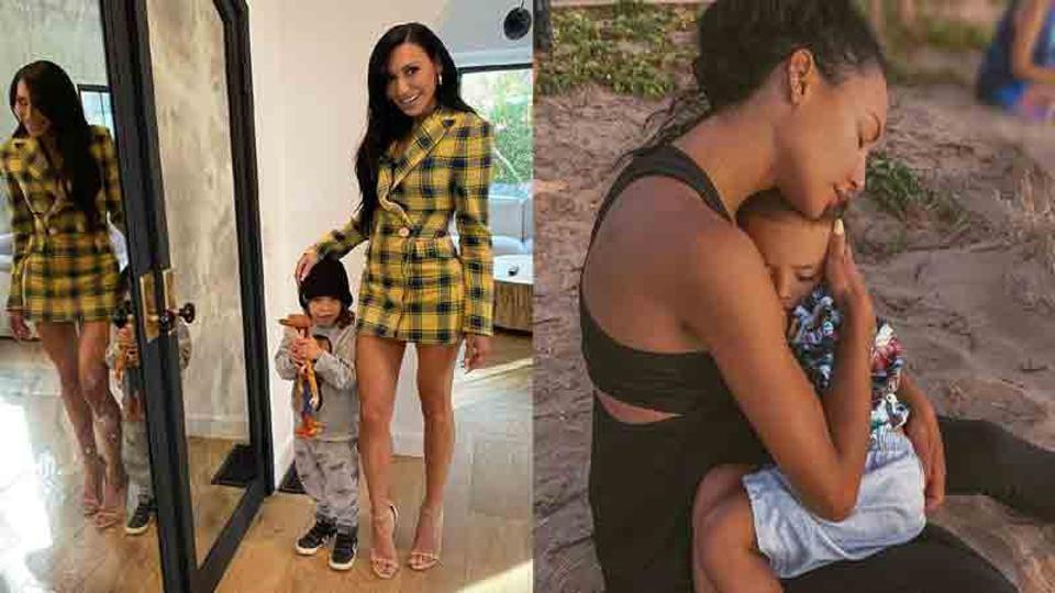 Naya Rivera had gone boating with son Josey last week.