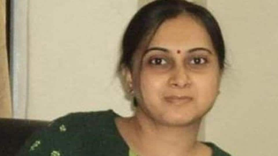 Debdatta Ray is survived by her husband and a four-year-old son