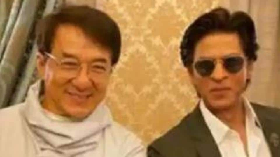 When Shah Rukh Khan tried to woo Jackie Chan into starring in Ra.One, but failed